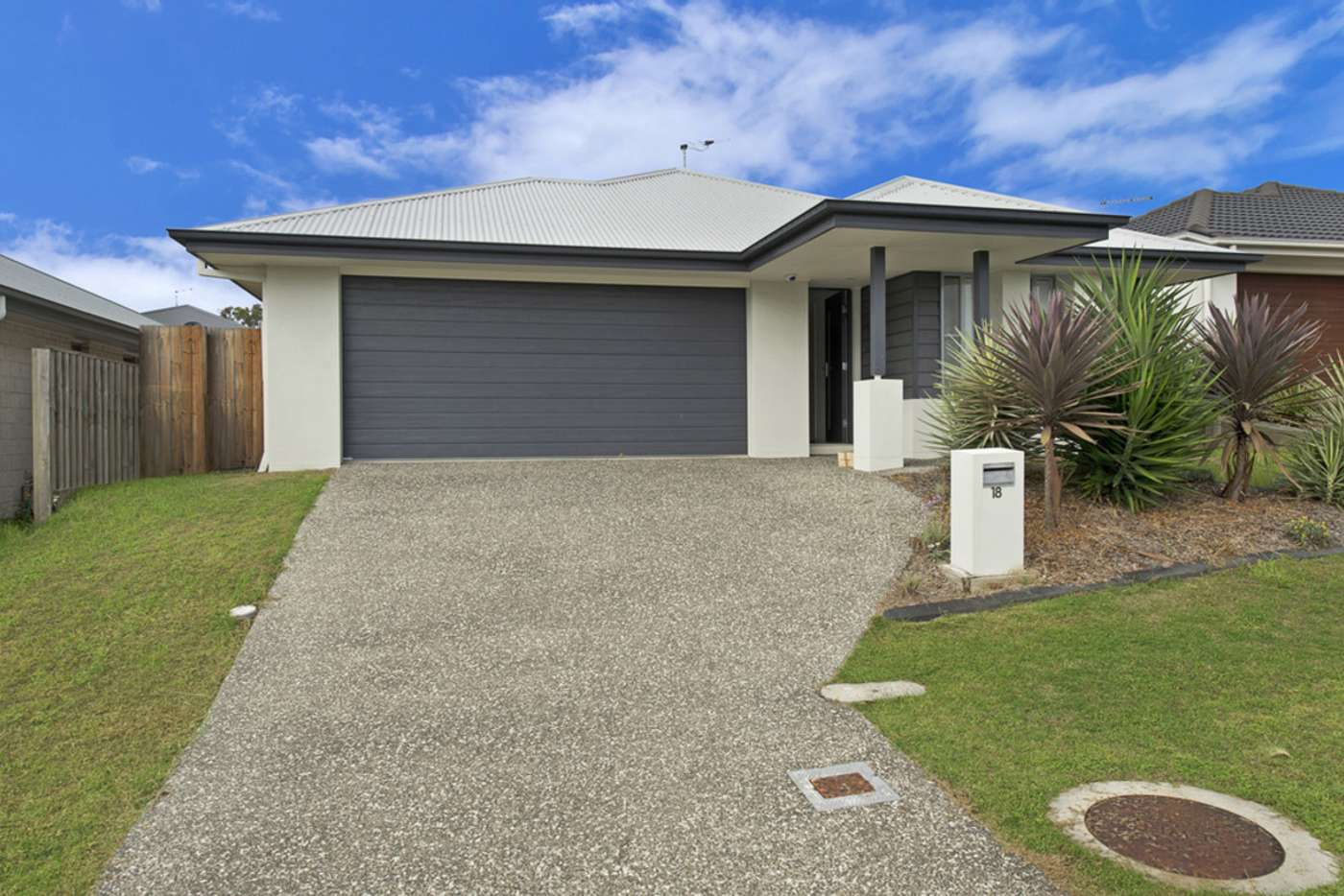 Main view of Homely house listing, 18 Hollanders Crescent, Ormeau Hills QLD 4208