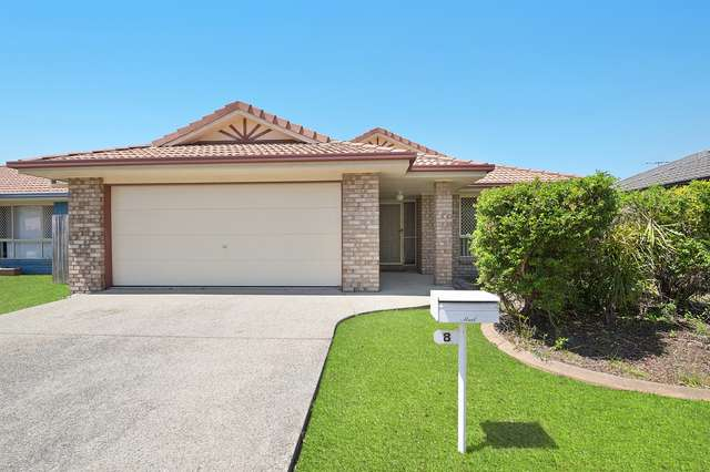 8 Leicester Court, Kippa-ring QLD 4021