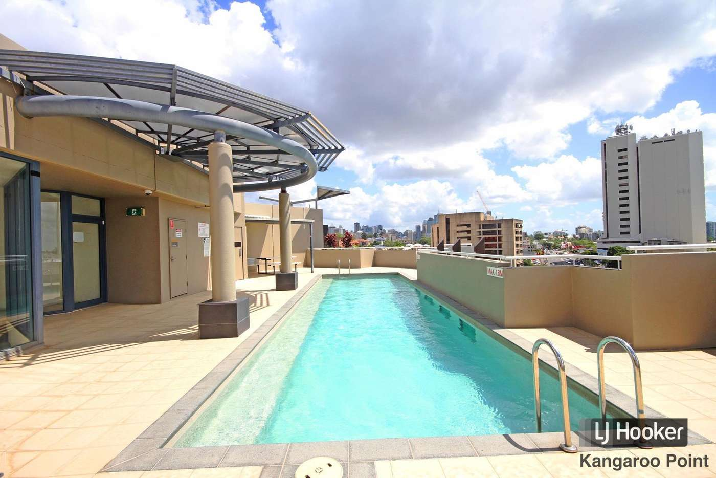 Main view of Homely unit listing, 370/803 Stanley Street, Woolloongabba QLD 4102