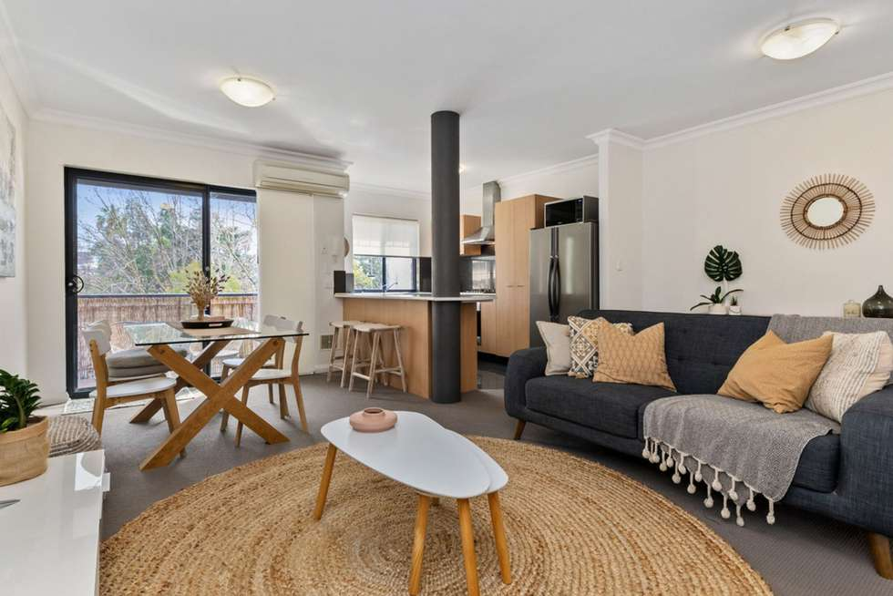 Fourth view of Homely apartment listing, 23/7 Bronte Street, East Perth WA 6004