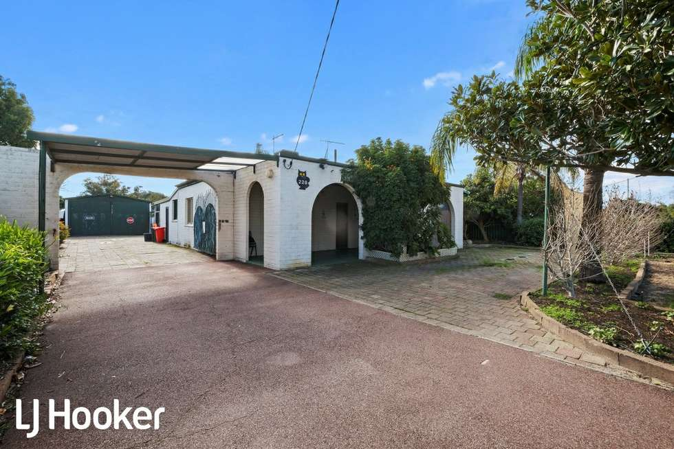 Fifth view of Homely house listing, 228 Wharf Street, Queens Park WA 6107