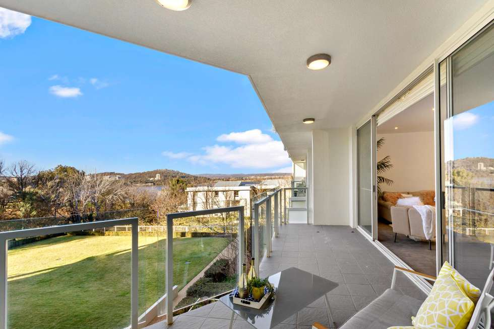 Second view of Homely apartment listing, 31/41 Blackall Street, Barton ACT 2600