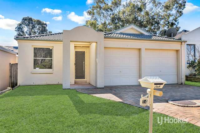 14 Lyndel Close, Quakers Hill NSW 2763