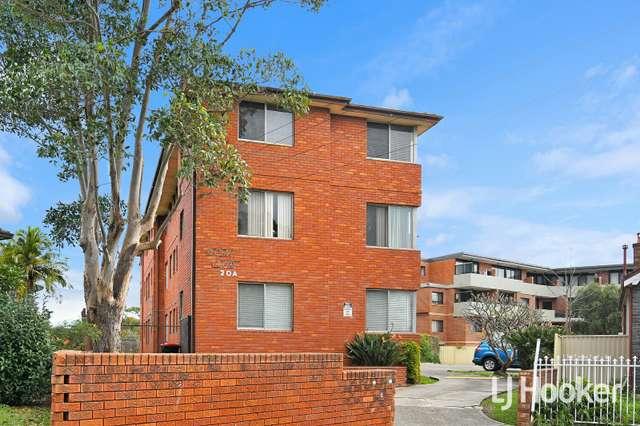 4/20A Edwin Street, Regents Park NSW 2143