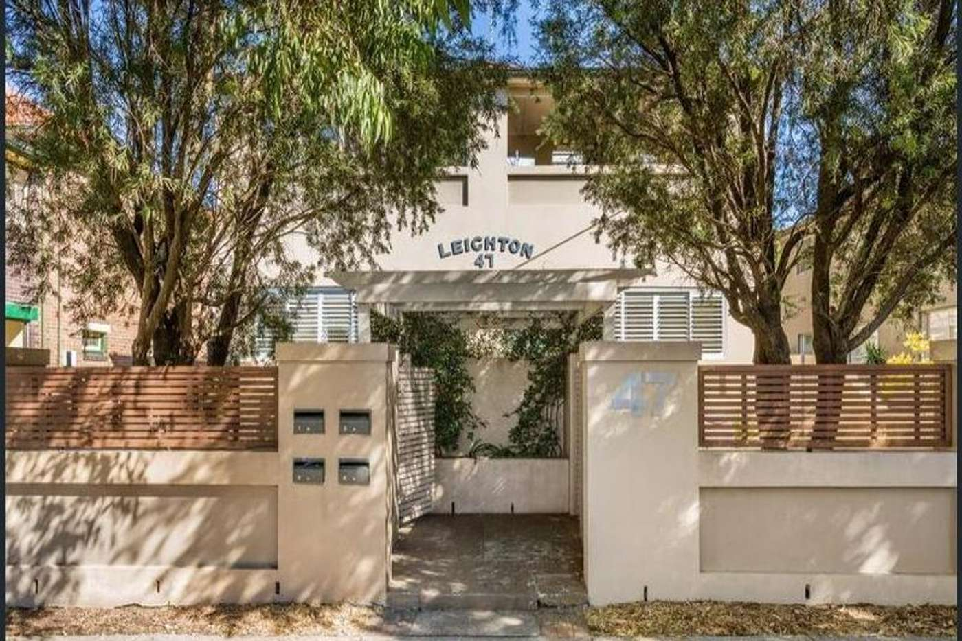 Main view of Homely apartment listing, 4/47 Todman Avenue, Kensington NSW 2033