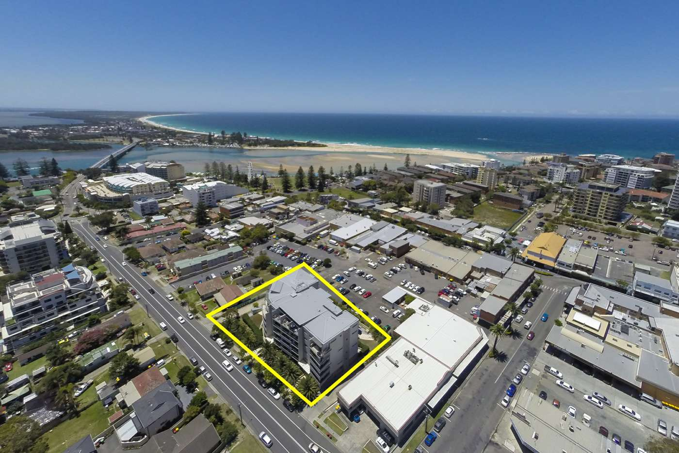 Main view of Homely unit listing, 24/18-24 Torrens Avenue, The Entrance NSW 2261