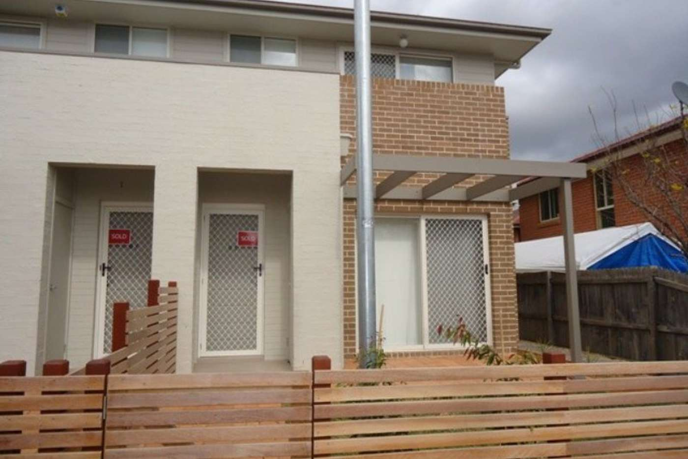 Main view of Homely townhouse listing, 3/4-6 Rose street, Liverpool NSW 2170
