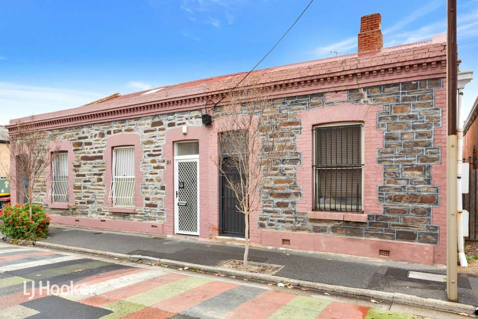 Second view of Homely house listing, 21 Claxton Street, Adelaide SA 5000