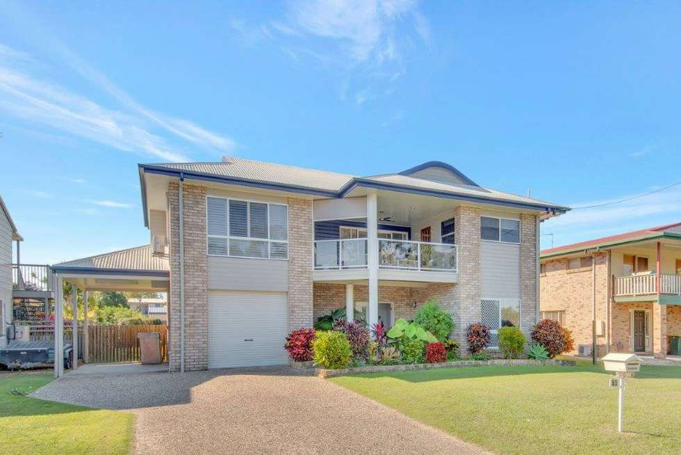 Second view of Homely house listing, 55 Tarcoola Drive, Boyne Island QLD 4680