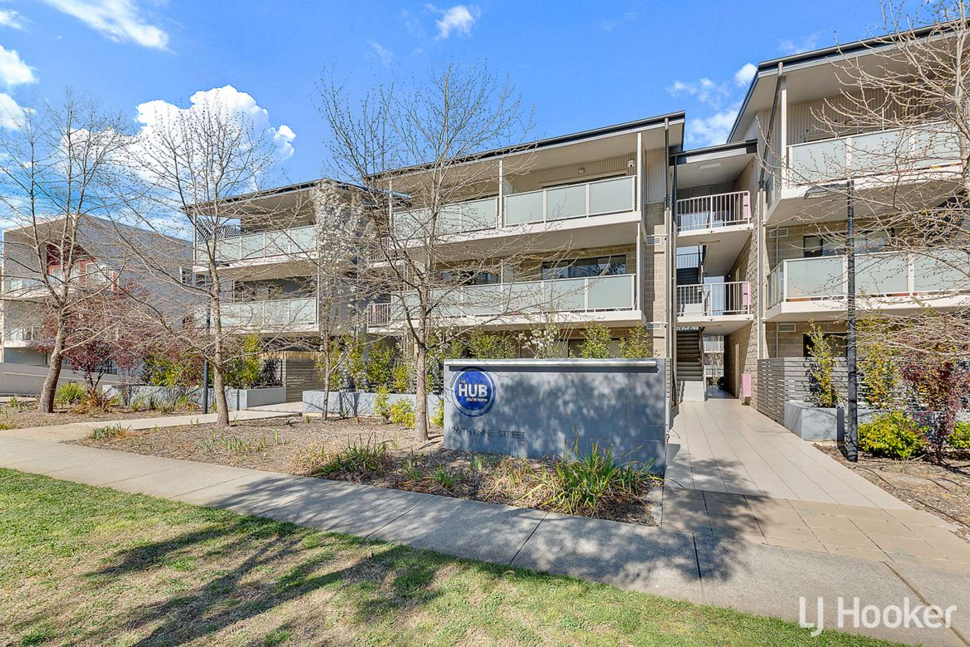 Main view of Homely apartment listing, 18/126 Thynne Street, Bruce ACT 2617