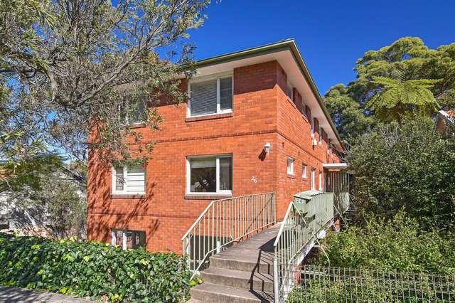 1/26 Sinclair Street, Wollstonecraft NSW 2065
