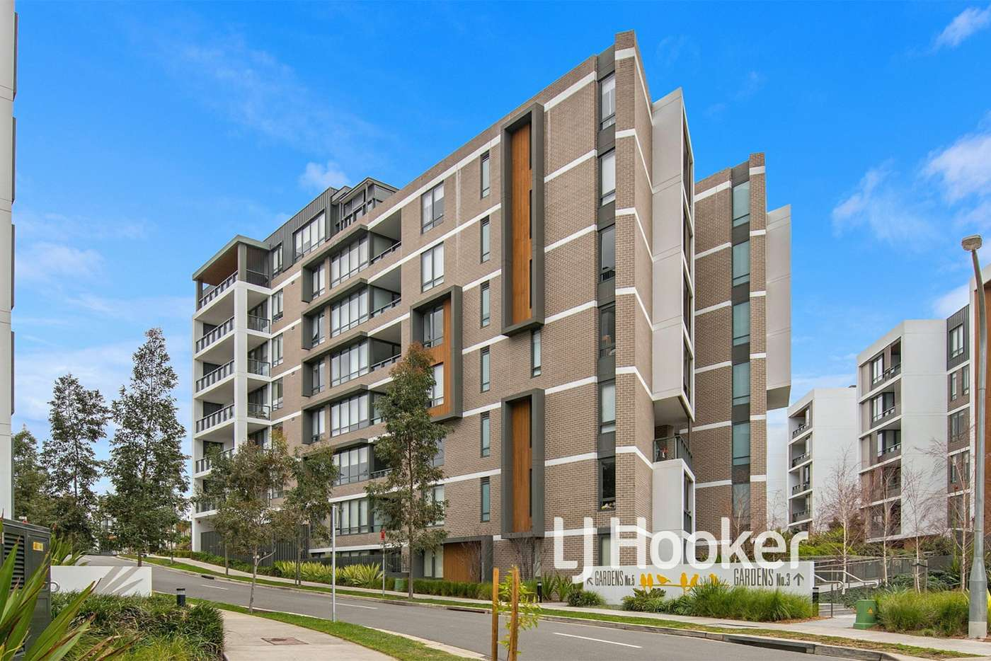 Main view of Homely apartment listing, 406N 5 Larderlli Drive, Rhodes NSW 2138