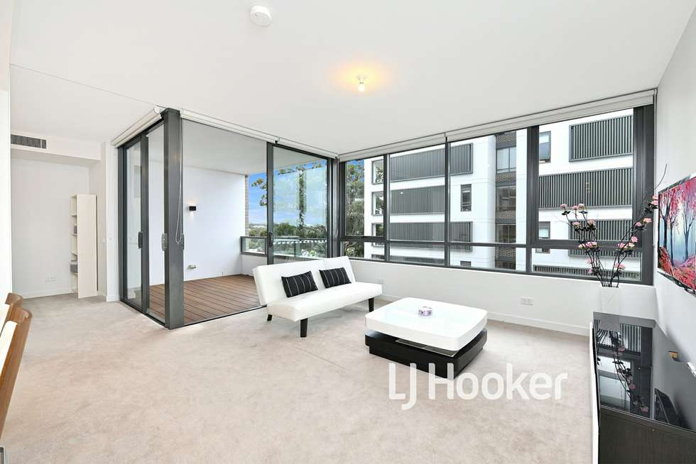 Second view of Homely apartment listing, 406N 5 Larderlli Drive, Rhodes NSW 2138