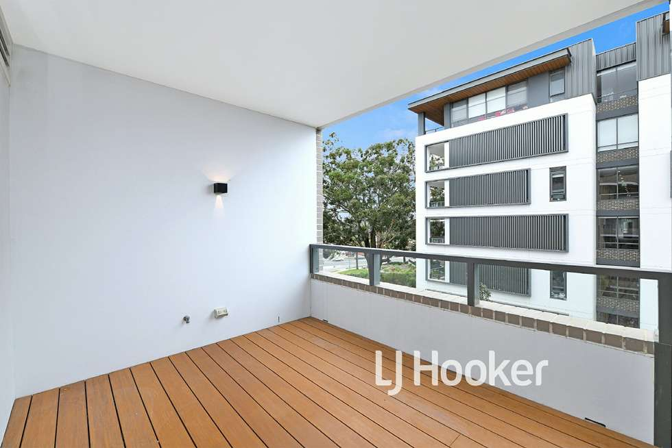 Third view of Homely apartment listing, 406N 5 Larderlli Drive, Rhodes NSW 2138