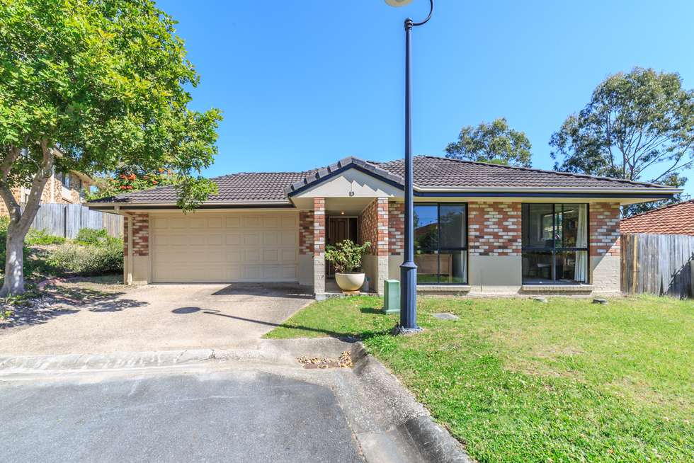 Second view of Homely house listing, 13/44-48 McLaren Road, Nerang QLD 4211