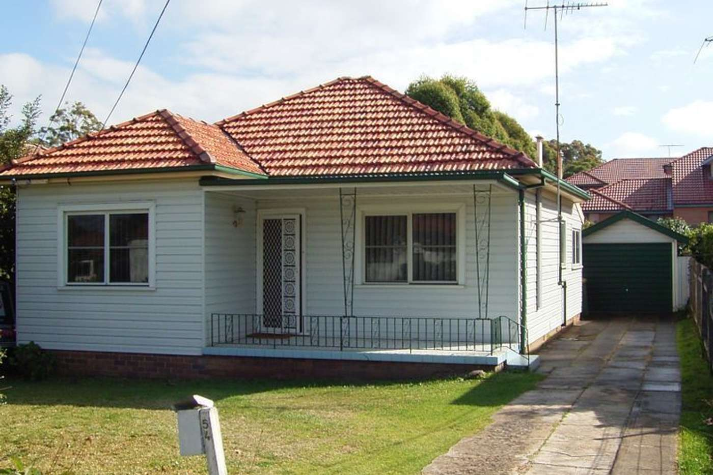 Main view of Homely house listing, 54 Faraday Road, Padstow NSW 2211