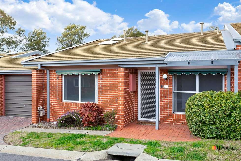 Second view of Homely retirement listing, 75/177 Badimara Street, Fisher ACT 2611