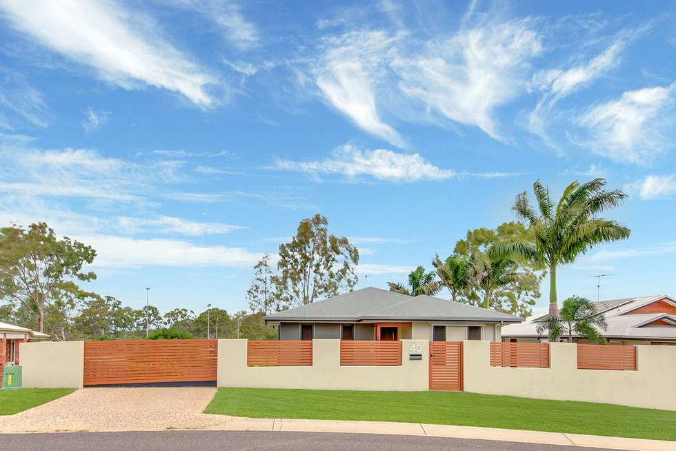 Second view of Homely house listing, 40 Golf View Drive, Boyne Island QLD 4680