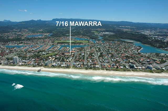 7/16 Mawarra Street, Palm Beach QLD 4221