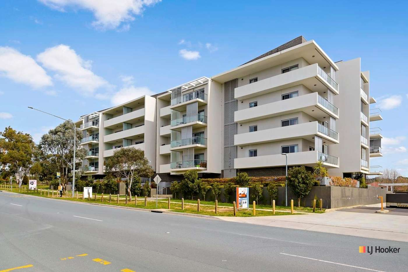 Main view of Homely apartment listing, 207/9 Watkin Street, Bruce ACT 2617