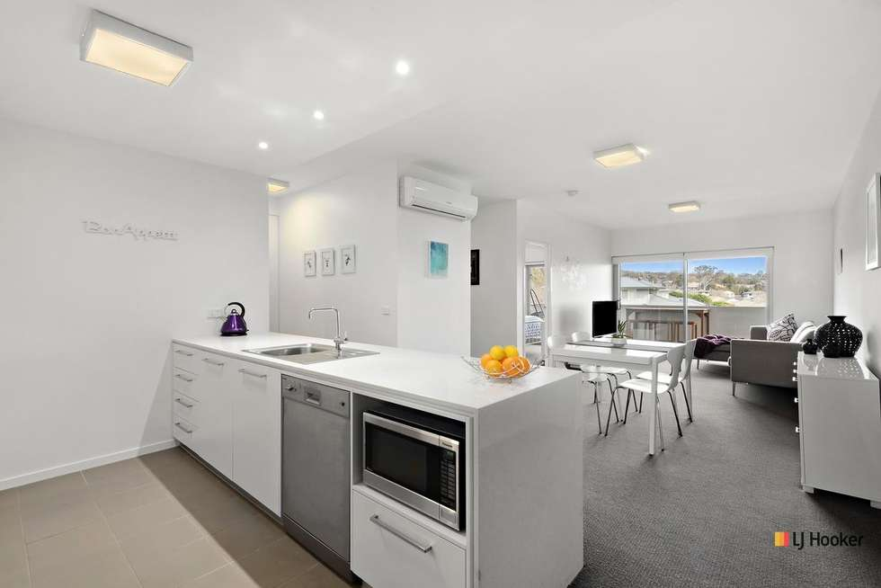 Second view of Homely apartment listing, 207/9 Watkin Street, Bruce ACT 2617
