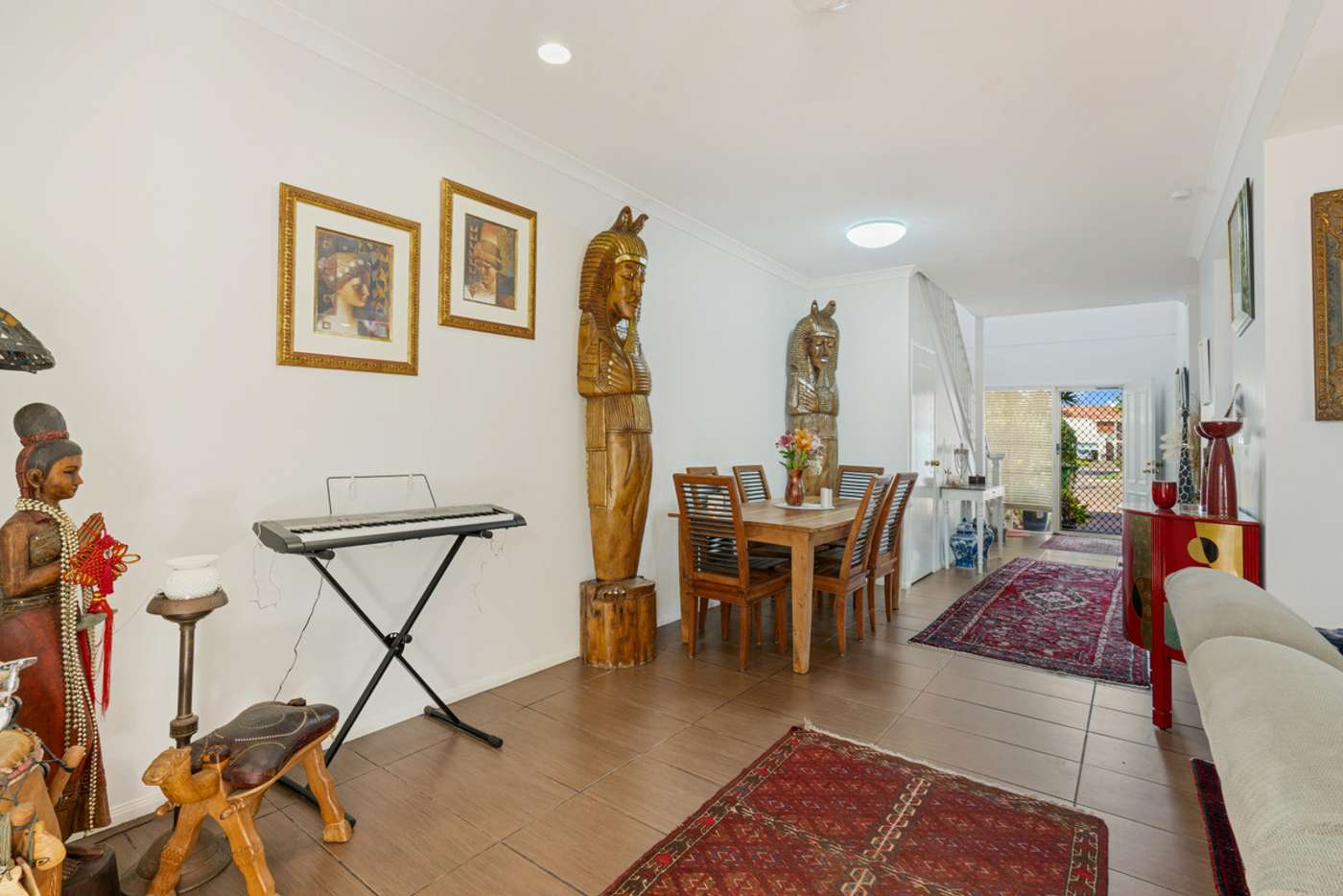 Sixth view of Homely townhouse listing, 20/60-76 Caseys Road, Hope Island QLD 4212
