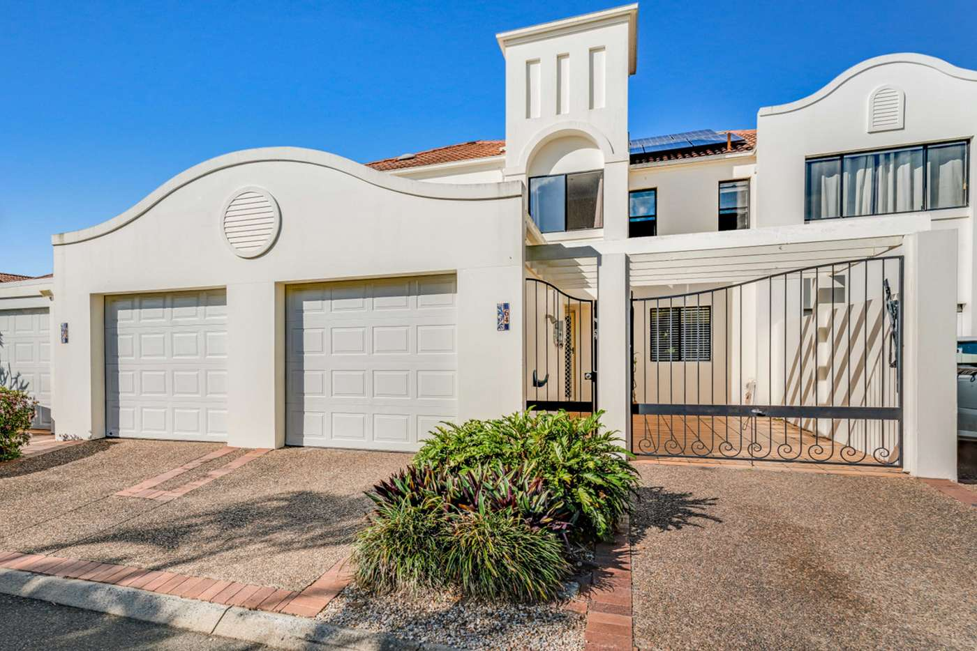 Main view of Homely townhouse listing, 64/60-76 Caseys Road, Hope Island QLD 4212