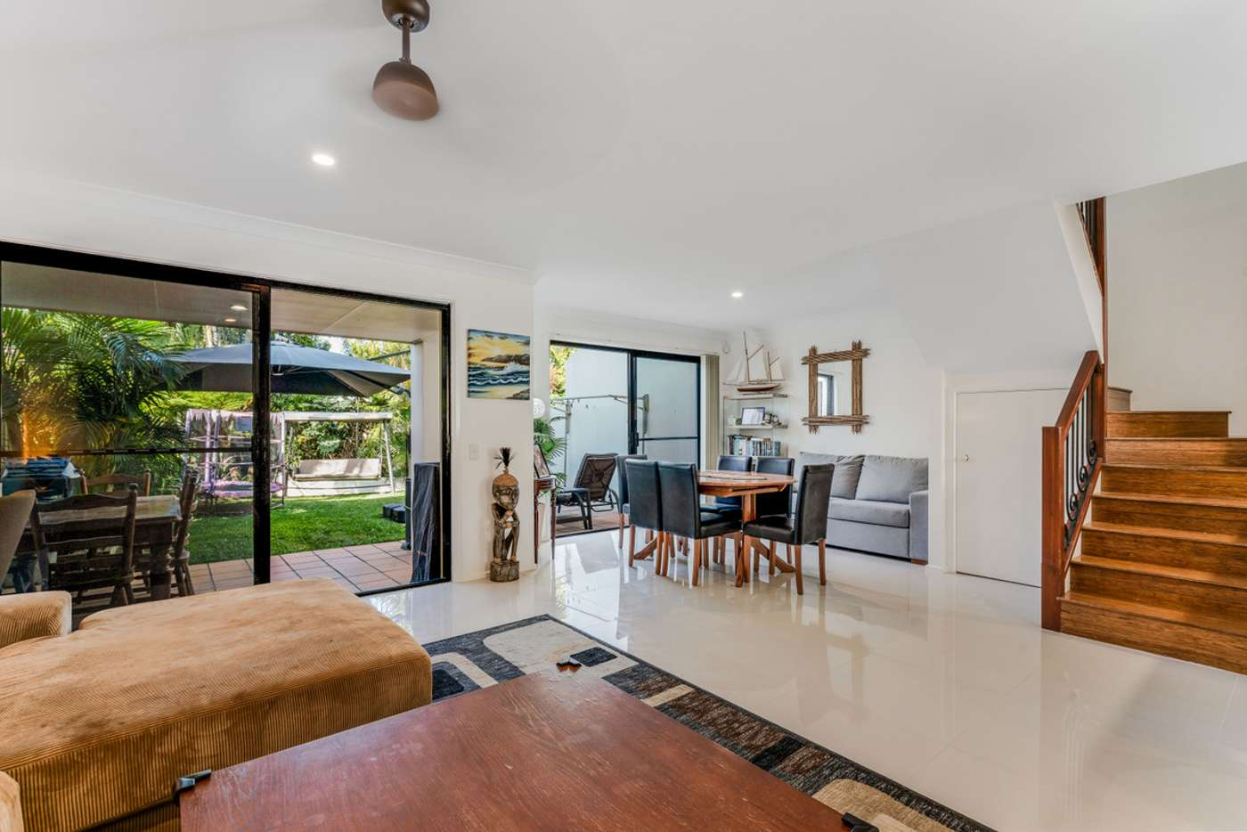 Sixth view of Homely townhouse listing, 64/60-76 Caseys Road, Hope Island QLD 4212