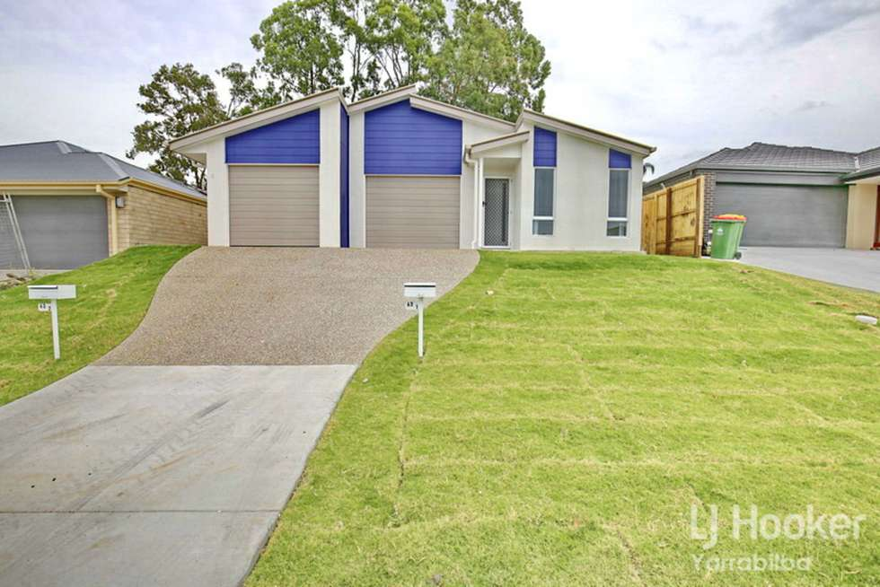 Second view of Homely semiDetached listing, 1/63 Bambil Street, Marsden QLD 4132