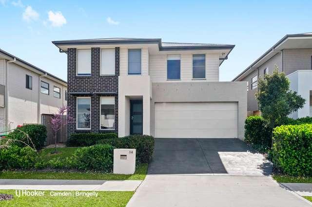14 Bethany Cove, Gledswood Hills NSW 2557