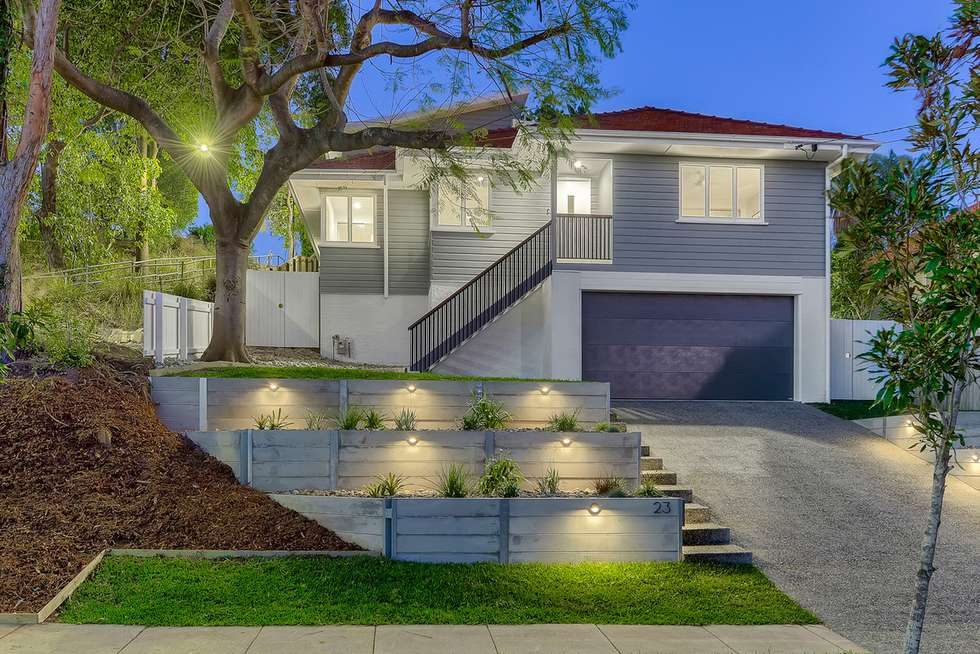 Second view of Homely house listing, 23 Harold Street, Stafford QLD 4053