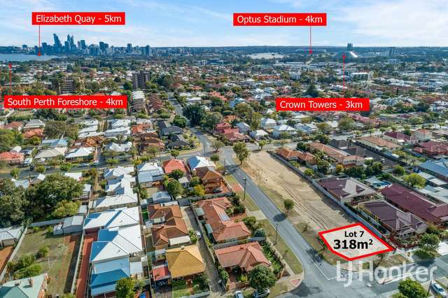 Lot 7/150 Washington Street, Victoria Park WA 6100