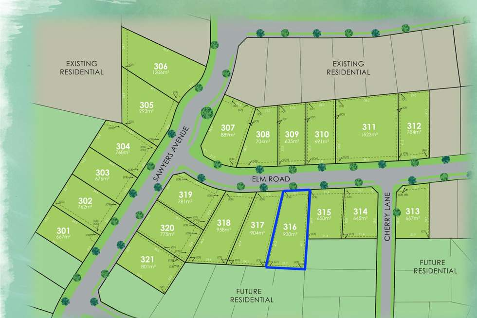 Second view of Homely residentialLand listing, Lot 316 Eastwood Estate, Goonellabah NSW 2480