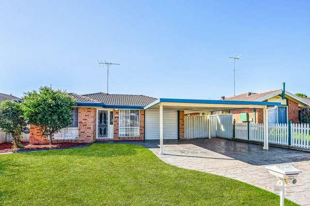 22 Andromeda Drive, Cranebrook NSW 2749