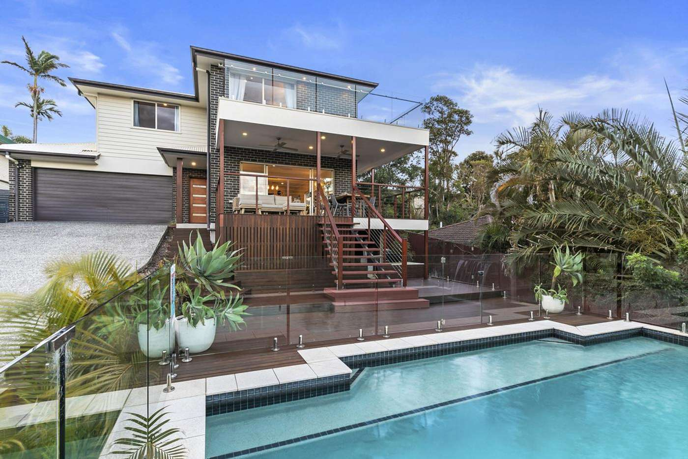 Main view of Homely house listing, 18 Dodwell Street, Holland Park West QLD 4121
