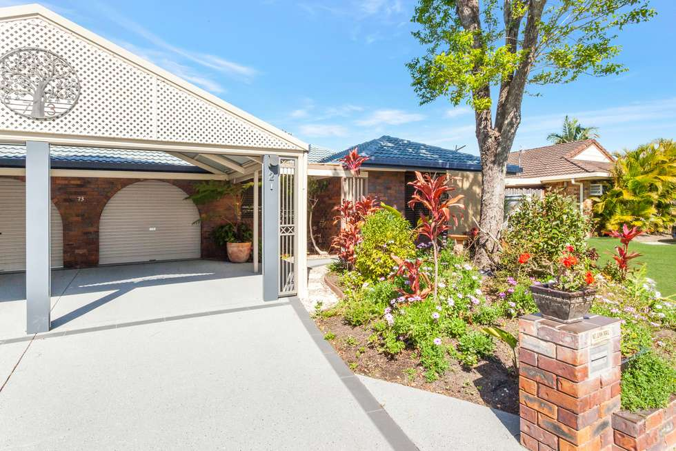 Second view of Homely semiDetached listing, 2/73 Mattocks Road, Burleigh Waters QLD 4220