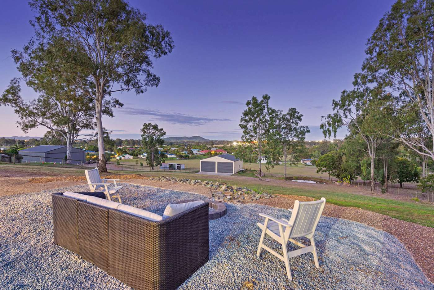 Main view of Homely acreageSemiRural listing, 8 Hoopla Hannah Court, Yatala QLD 4207