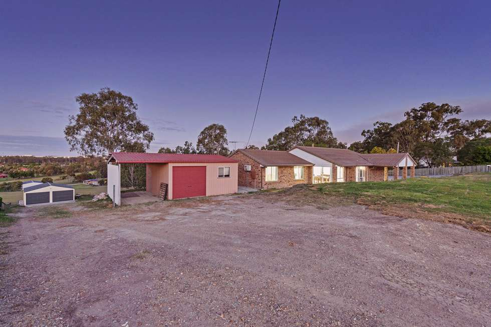 Second view of Homely acreageSemiRural listing, 8 Hoopla Hannah Court, Yatala QLD 4207