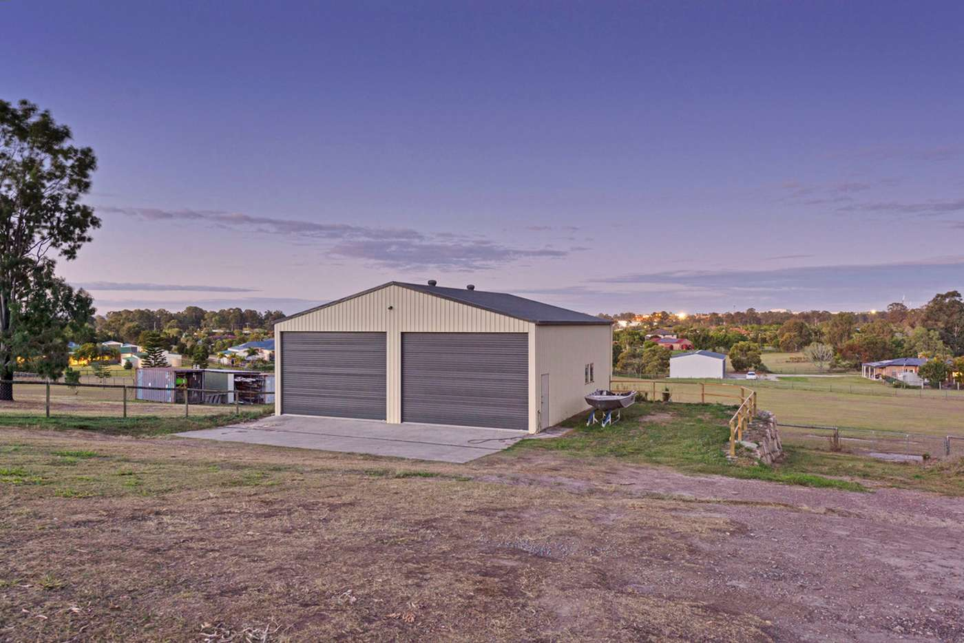Sixth view of Homely acreageSemiRural listing, 8 Hoopla Hannah Court, Yatala QLD 4207