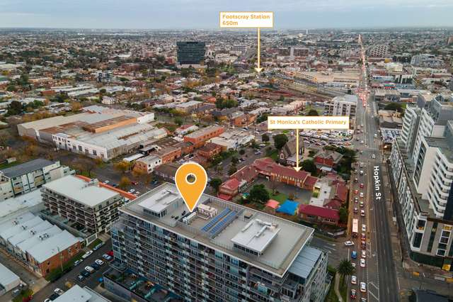 Apartment 204/1 Moreland Street, Footscray VIC 3011