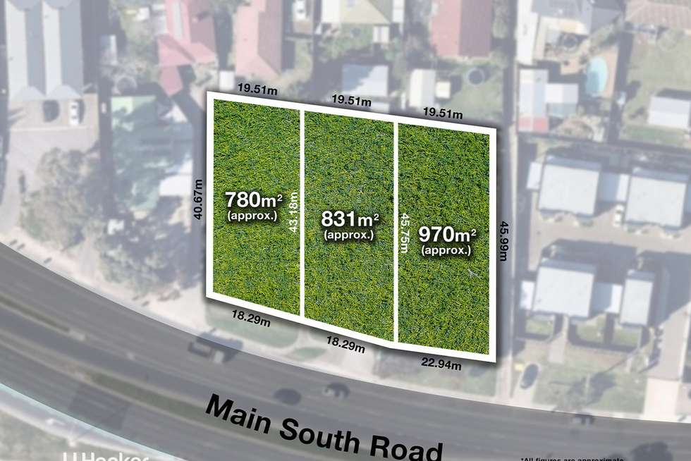 Second view of Homely house listing, 304,306-30 Main South Road, Morphett Vale SA 5162
