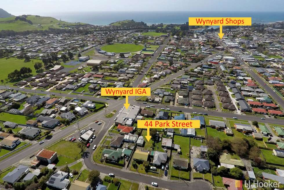 Second view of Homely house listing, 44 Park Street, Wynyard TAS 7325