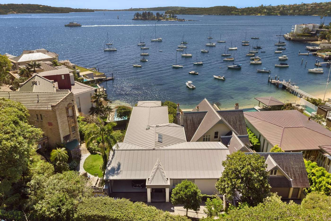 Main view of Homely house listing, 152 Wolseley Road, Point Piper NSW 2027