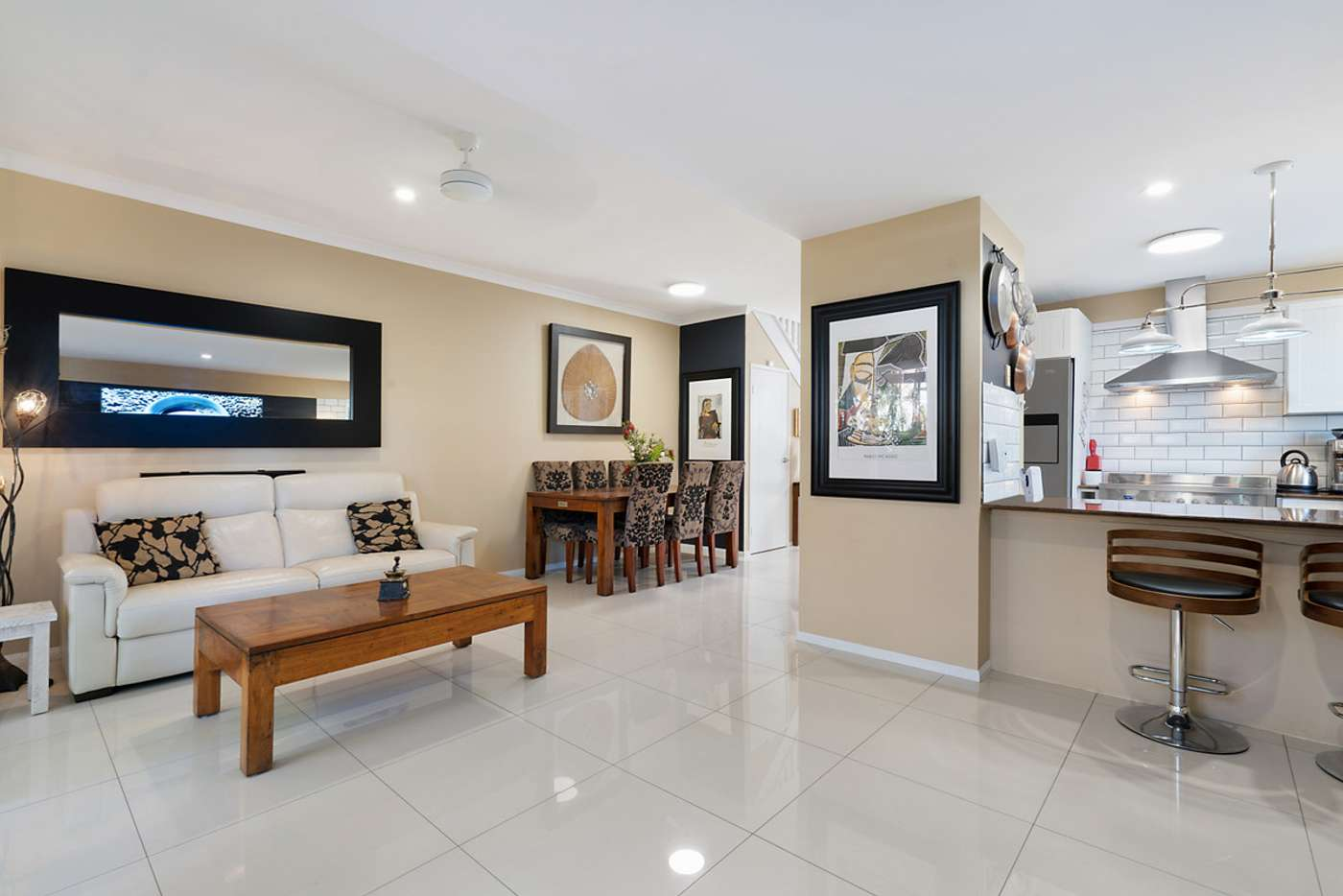 Main view of Homely townhouse listing, 23/60-76 Caseys Road, Hope Island QLD 4212