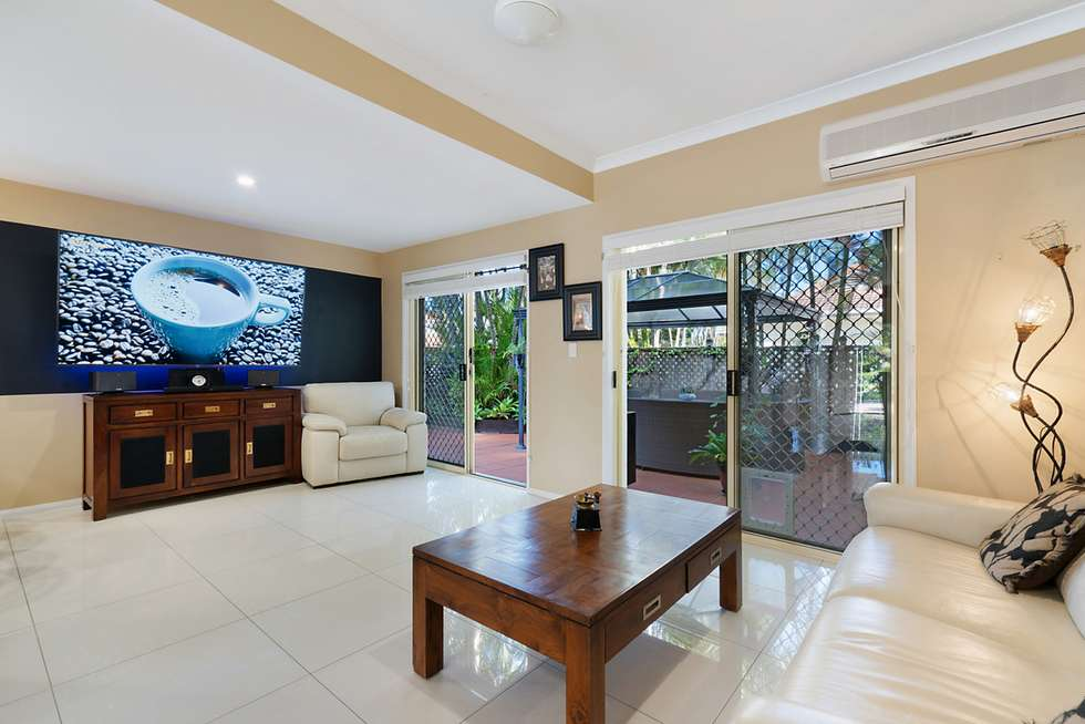 Second view of Homely townhouse listing, 23/60-76 Caseys Road, Hope Island QLD 4212