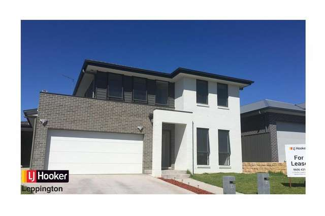 8a Bergin Circuit, Leppington NSW 2179