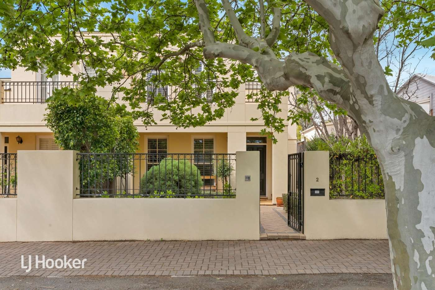 Main view of Homely house listing, 2/14 Osmond Terrace, Norwood SA 5067