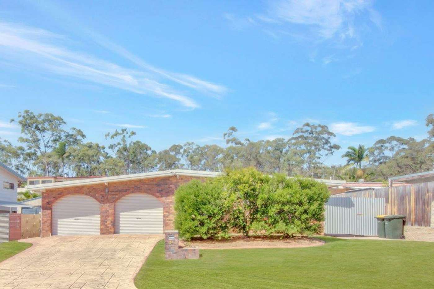 Main view of Homely house listing, 34 Venus Street, Telina QLD 4680