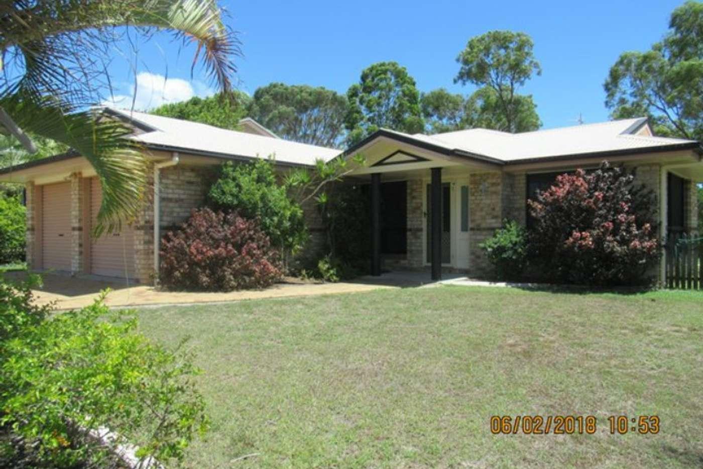 Main view of Homely house listing, 8 Yaraan Court, Boyne Island QLD 4680