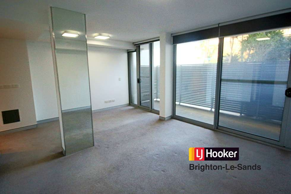 Second view of Homely studio listing, 101B/251-269 Bay Street, Brighton-le-sands NSW 2216